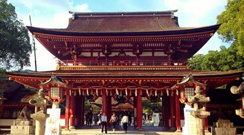 日本旅游景点推荐:太宰府天满宫