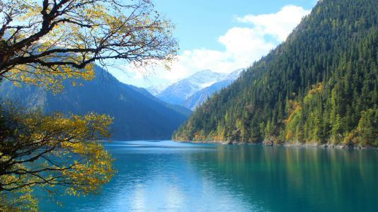 成都旅游景点推荐:九寨沟风景区