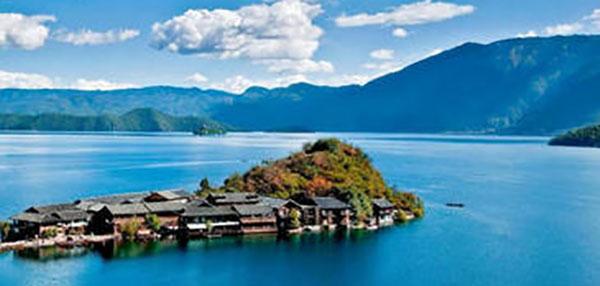 丽江旅游景点推荐:泸沽湖