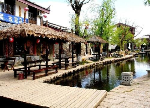 丽江旅游景点推荐:束河古镇