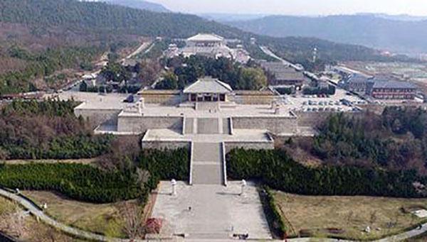 陕西旅游景点推荐:黄帝陵