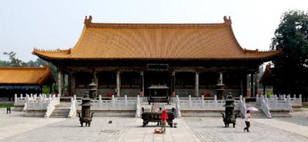 陕西旅游景点推荐:西岳庙
