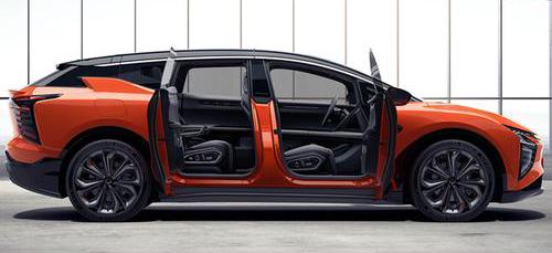 高合汽车:首款量产车HiPhi X 将于明年上半年上市