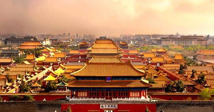故宫的6年与600年