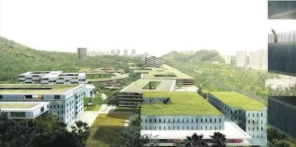 香港中文大学(深圳)医院签约仪式18日在深圳举行