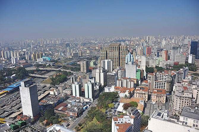 """巴西圣保罗市""""数字城市""""建设有了长足发展"""