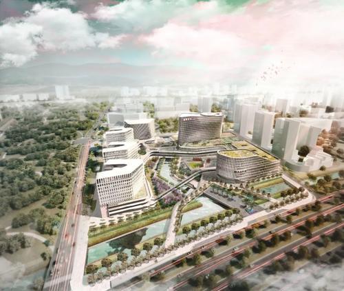 广州医科大学附属第一医院横琴医院开工奠基在珠海横琴新区举行