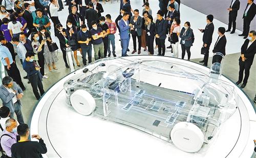 北京国际汽车展览会:智能化为中国汽车工业带来新机遇