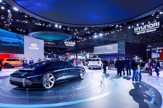 """顺应""""绿色""""趋势,现代汽车加快在华布局氢能源体系"""