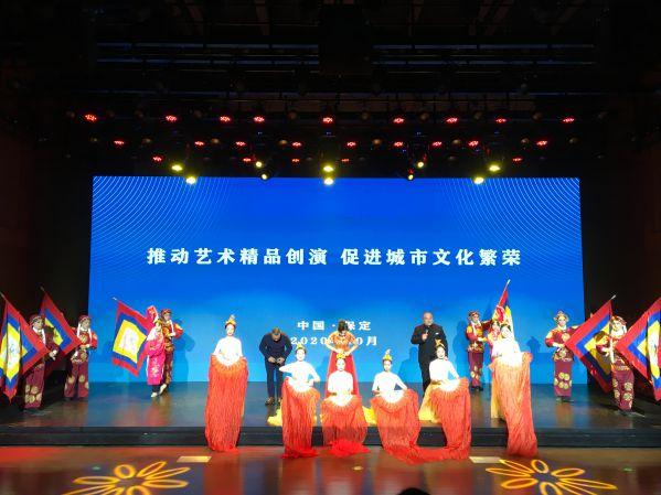 河北保定:打造文化文艺品牌 促进文旅融合发展