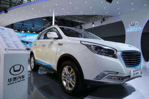 华泰汽车品牌崛起,全力打造一流新能源汽车