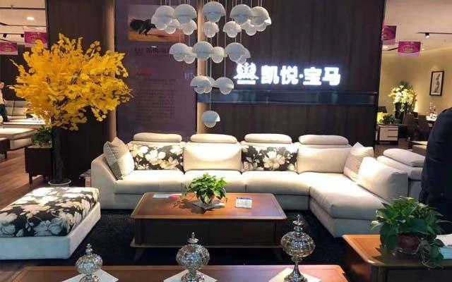 想要买好一点用久一点    就选凯悦宝马沙发!