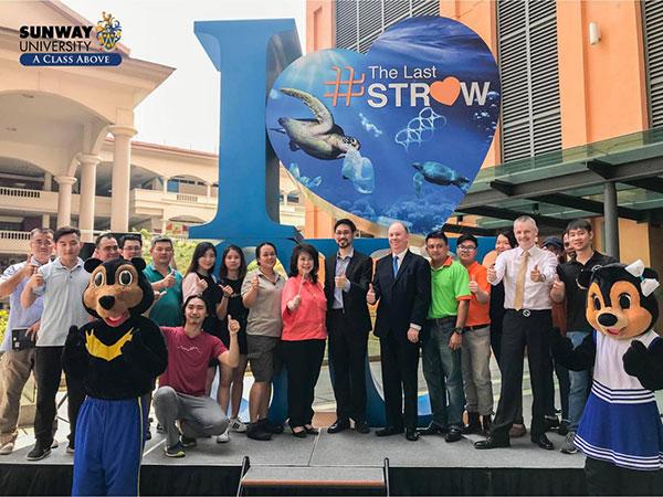 为地球永续发展尽一份力,马来西亚双威校园实行节能减碳