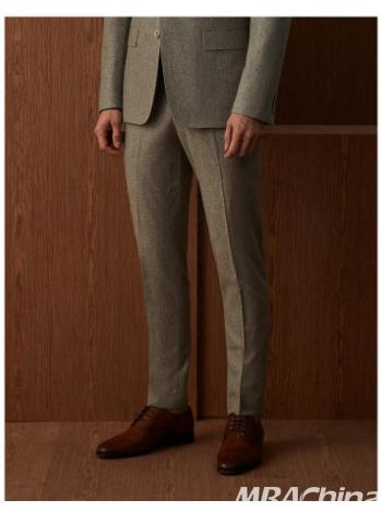 商务人士必备装备:衣邦人定制羊毛西装