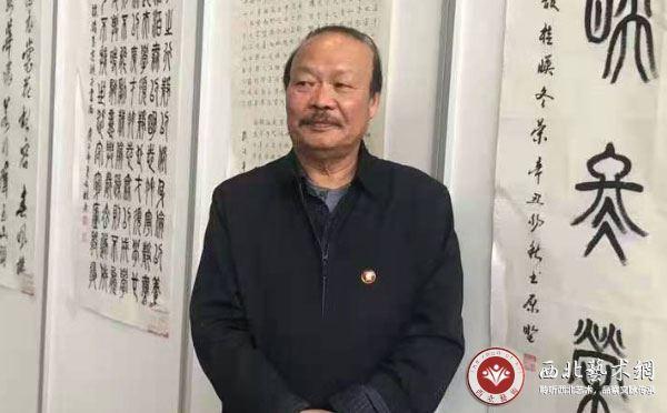 书法家闫建辉|献身教育事业 坚守书法情怀