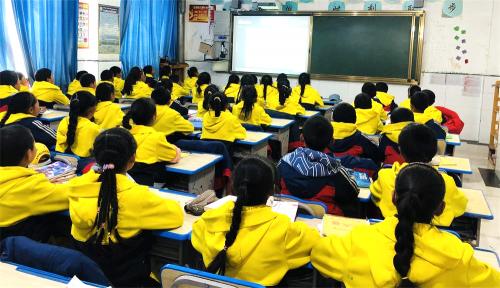 云支教助学计划,以优质教育助力乡村振兴