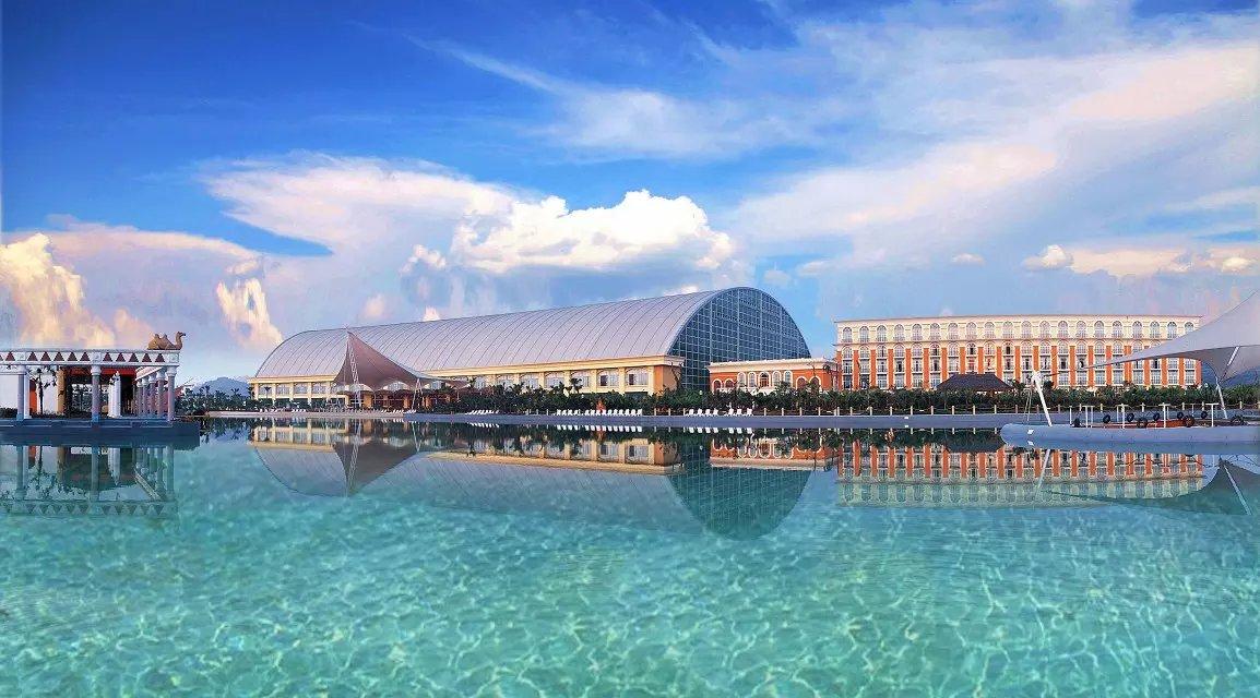 2021中国死海,世界知名盐疗康养旅游目的地 | 向世界撒一把盐