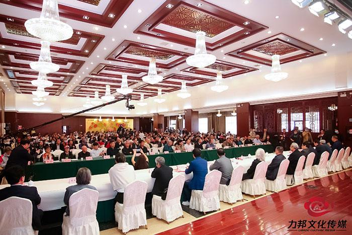 一千四百米书画长卷创作活动新闻发布会在陕西长安举行