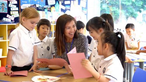 中华心,世界情,香港威雅学校的中文教育如何让孩子爱上学习?