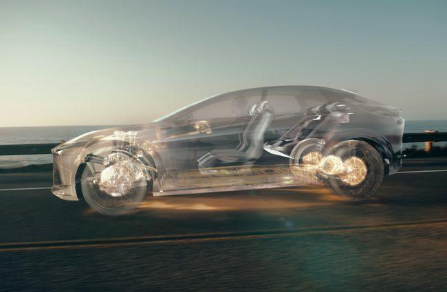 LEXUS雷克萨斯电气化车型全球累计销量突破200万台
