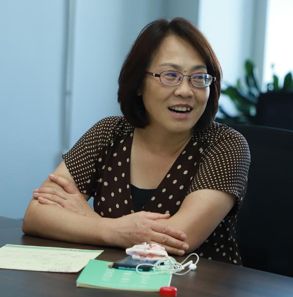 西安佳福商贸有限公司总经理朱小霞|传统酒水行业在互联网+时代下如何转型