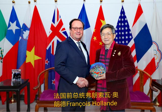 艺术、慈善和国际成功的一生——比佛利艺术网专题报道黄建南